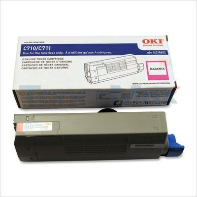 OKI C711 TONER CARTRIDGE MAGENTA
